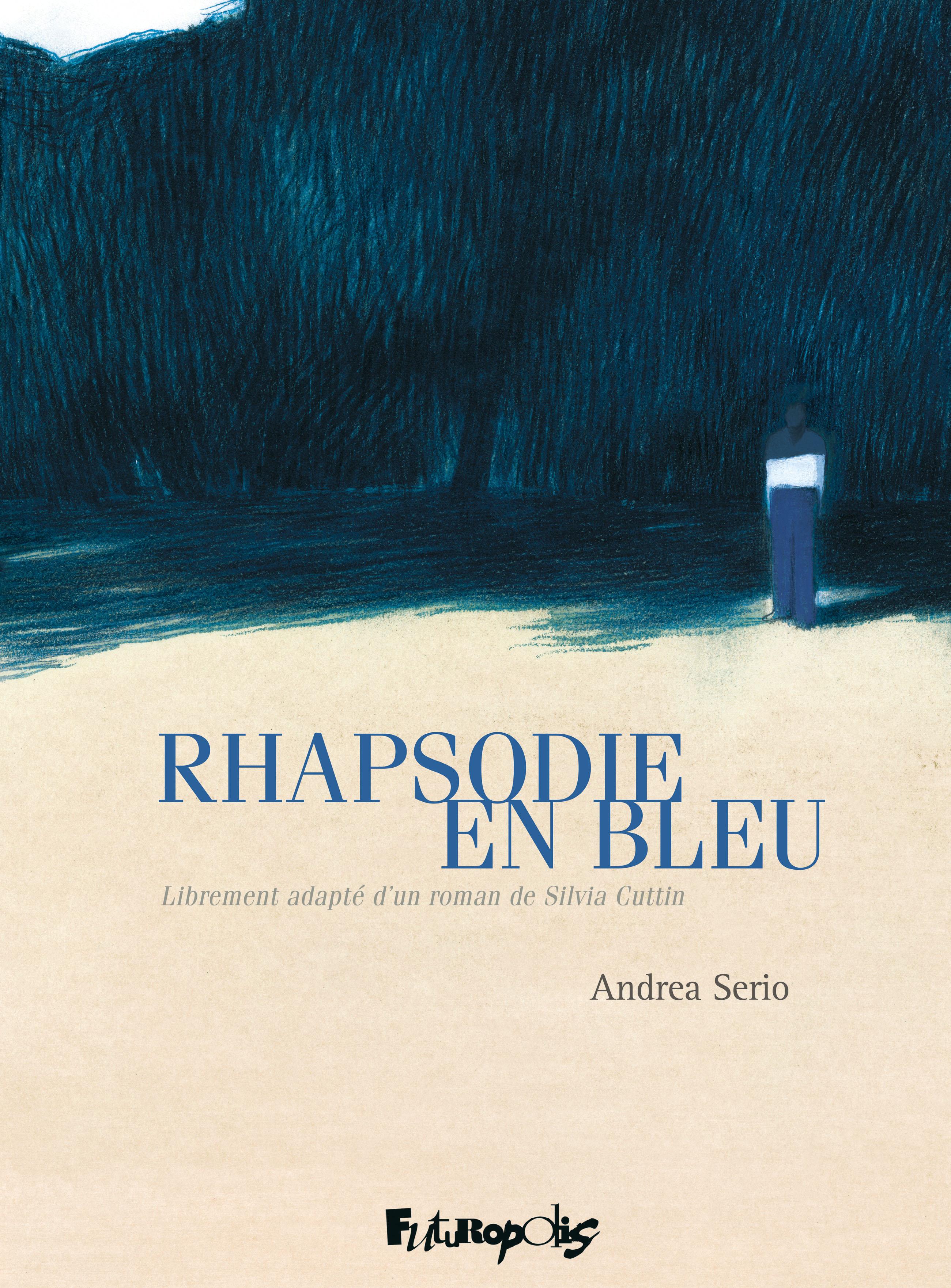 Livre Rhapsodie En Bleu Futuropolis